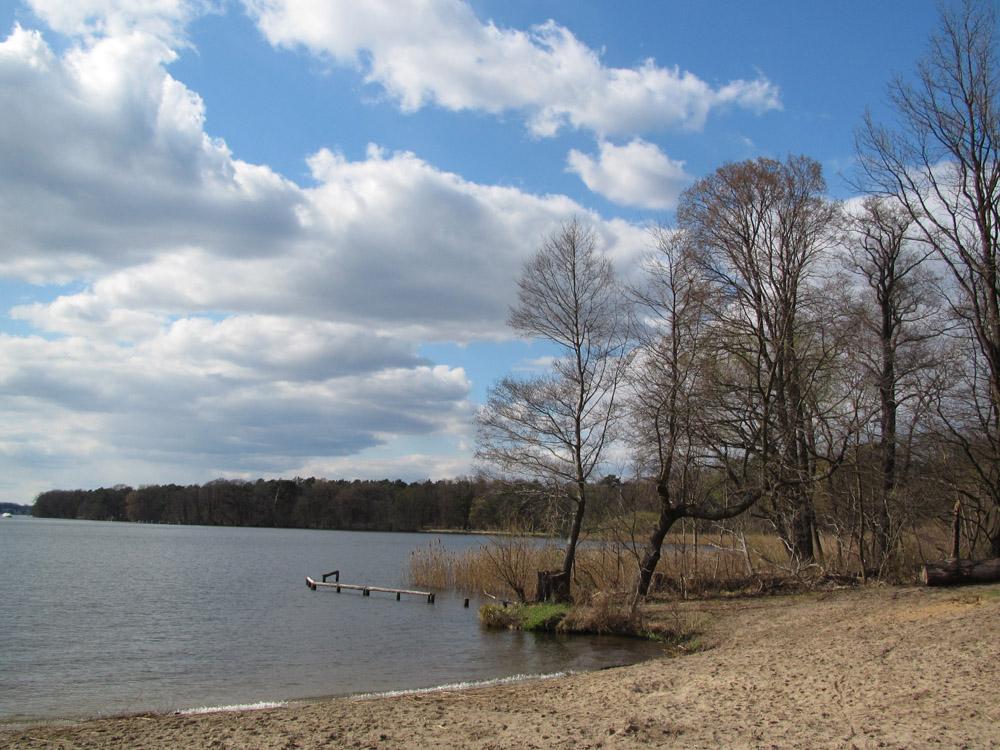 Langer See (Dahme) in Köpenick