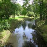 Ausflug zum Bürgerpark und Schloßpark Pankow