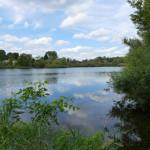 Ausflug mit Hund zum Hermsdorfer See und nach Lübars