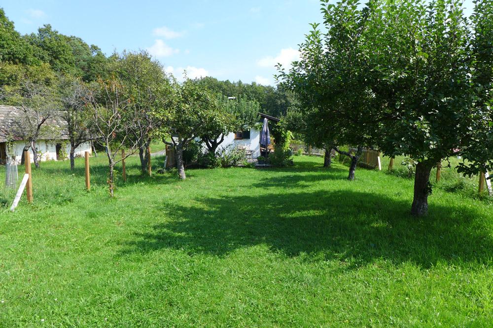 Unser Ferienhaus mit Garten in Strem bei Güssing