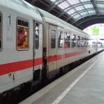 Bahnreisen mit Hund