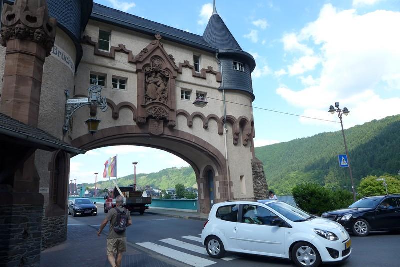 Brückentor in Traben-Trarbach