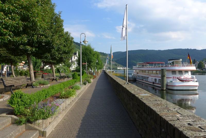 Promenade in Zell