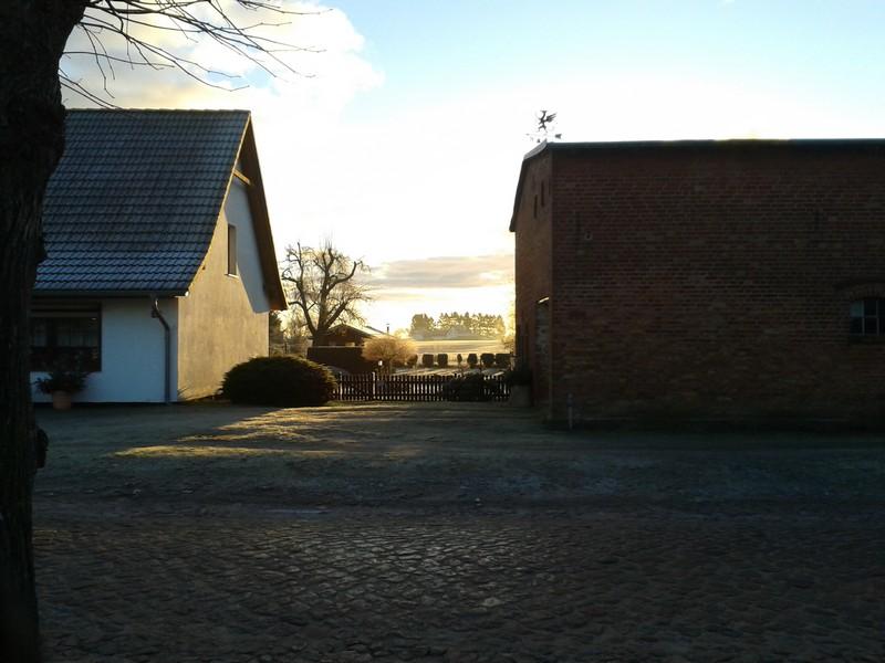 Stilles Dorf Stolpe