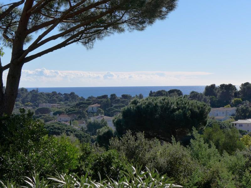 Toller Blick von der Terrasse unserer Ferienwohnung