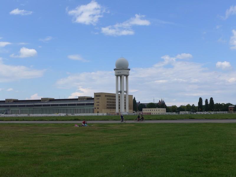 Ehemaliger Radarturm