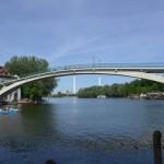 Ausflug mit Hund zum Treptower Park und in den Plänterwald