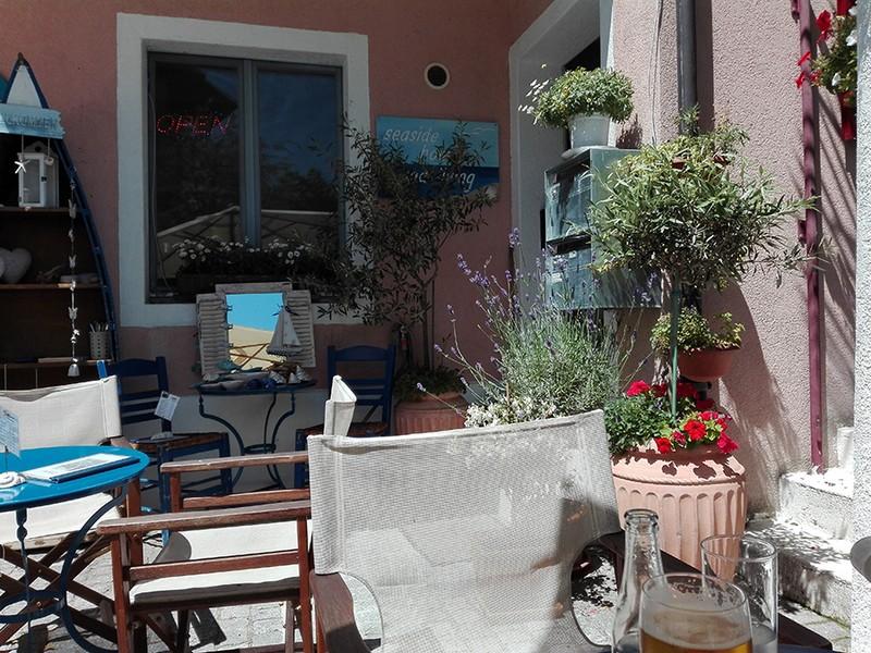 Tiffany Café-Bar-Lounge in Weggis