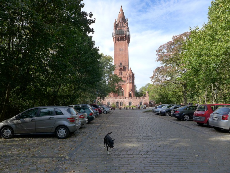 Grunewald-Turm Parkplatz