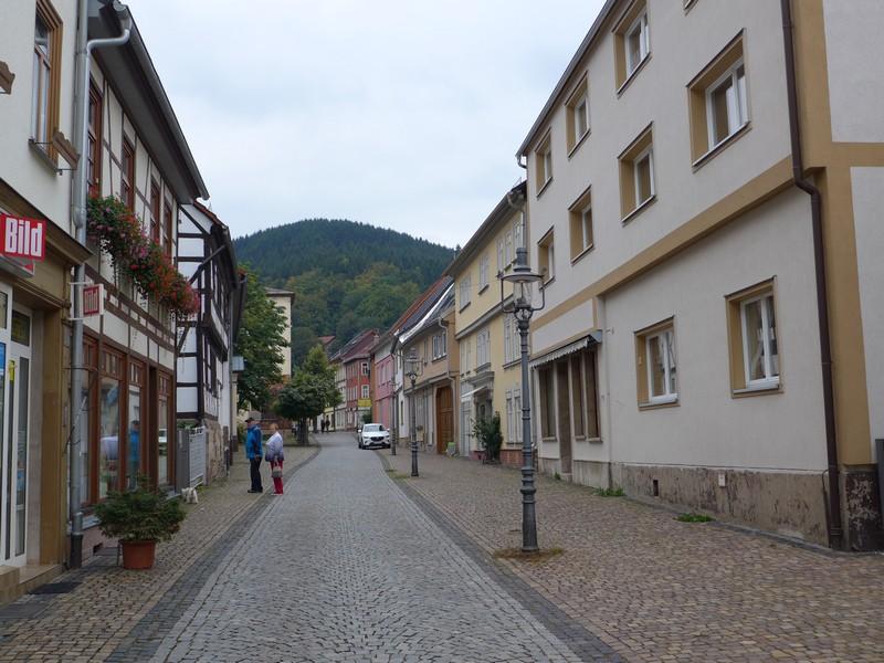 Ortskern von Friedrichroda