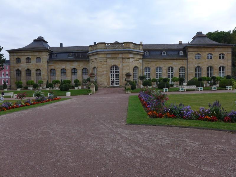 Orangerie im Schlosspark Friedenstein