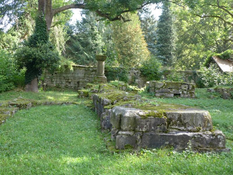 Klosterruine Georgenthal