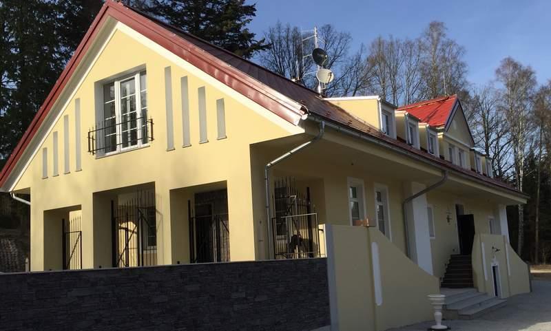 Event Residenz Klenovska Myslivna in Südböhmen