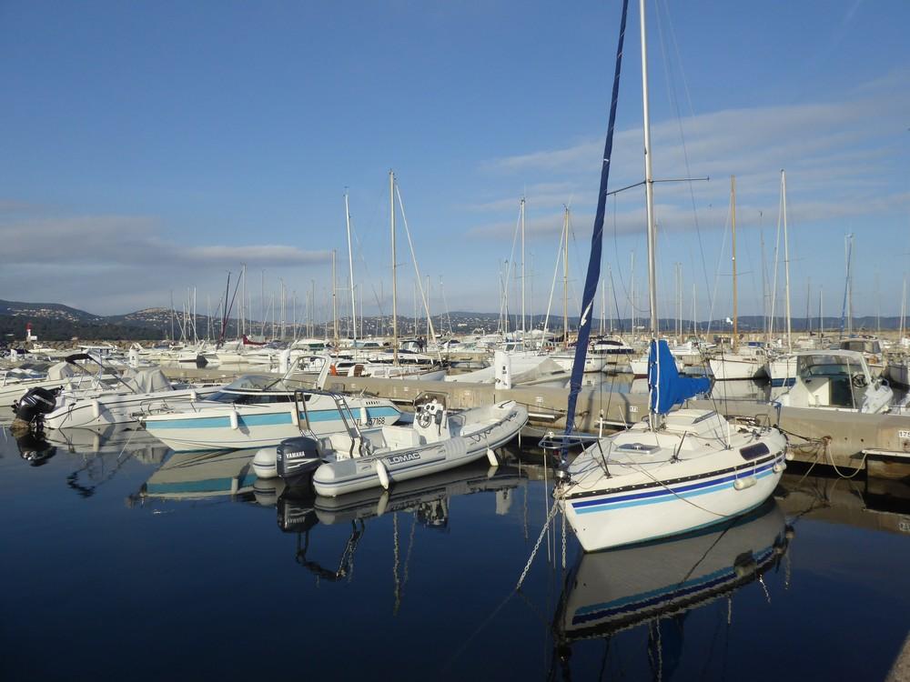 Hafen von Cavalaire