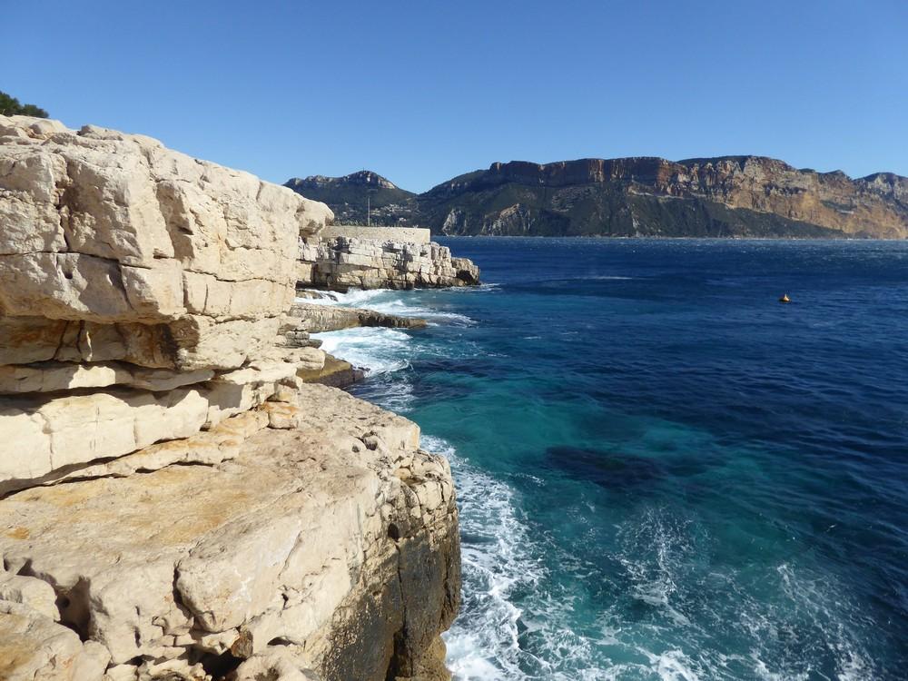 Bucht bei Cassis