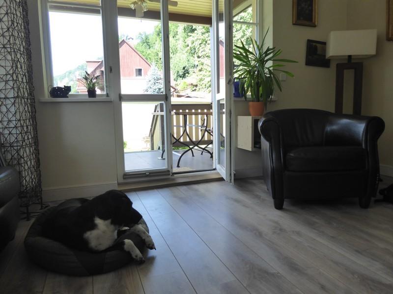 Unsere Ferienwohnung im Haus Hohlfeld