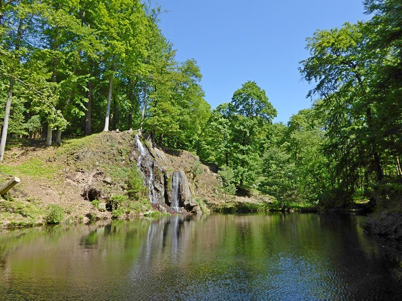 Luisentaler Wasserfall